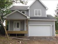 New Construction, 3 Bedroom, Riverview, SELLER FINANCING***
