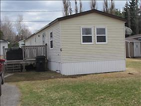 Great 2 Bedroom Mini Home, Lakeville***