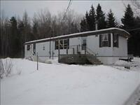 3 Bedroom Mini Homes Sitting on 49 Acres***