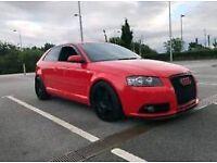 Audi a3 8p 2.0tdi sline 239bhp