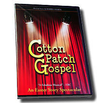 NEW - Cotton Patch Gospel (2006) DVD