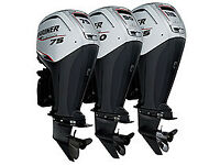 Discount Mariner and Mercury outboard engines - all sizes and models