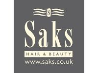 HAIR STYLIST - SAKS CROUCH END LONDON