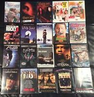 DVD'S And Kids DVD'S!!! Over 140 Movies!!