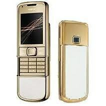 100% Original Nokia 8800 Arte Gold Unlocked 4GB Mobile Phone18k GOLD