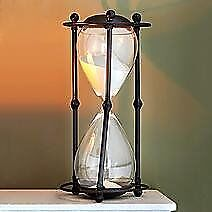 Large Dorma Ornamental Hourglass (Dunelm)