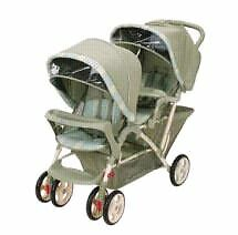 Graco DuoGlider LX Double Stroller