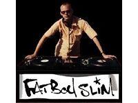 FATBOY SLIM - FLOOR STANDING - O2 ARENA - SAT 17/12 - £65!