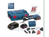 18v Bosch multi tool