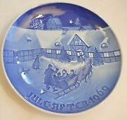 Bing and Grondahl Christmas Plates