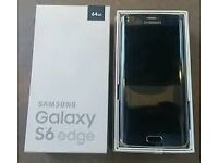 SAMSUNG GALAXY S6 edge 64GB UNLOCKED GOOD CONDITION BOX SAMSUNG WARRANTY & SHOP RECEIPT