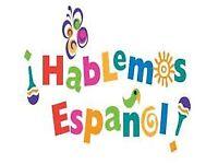 SPANISH LESSONS.