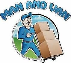 SHORT NOTICE FROM £14.99 MAN AND VAN with REMOVAL