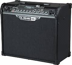 Line 6 spider amp. Single 10''.