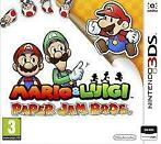 Mario and Luigi Paper Jam Bros (Nintendo 3DS nieuw)