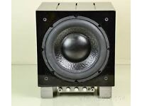 REL R205 Subwoofer - with B&O IcePower spares / repair / faulty / parts -