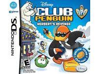 Club Penguin-Herbets Revenge