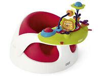 Baby Snug Mamas and Paps with Play Tray