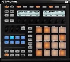 Native Instruments Maschine MK1 - Includes full software package