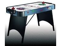 The BCE 4ft Air Hockey Table. Good condition. Perfect for adults & children alike!
