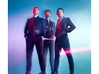 2 x Take That Tickets - Standing - Sheffield Arena - Tues 30th May 2017