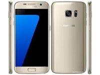 Samsung galaxy s7 32gb Factory Unlocked (mint condition Like new)