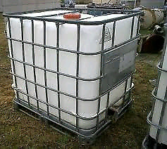 1000L Water Totes