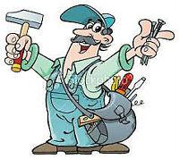 Homme a  tout faire, handyman, assembling furniture