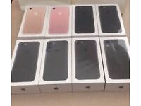 APPLE IPHONE 7 32Gb unlocked brand new condition apple warranty