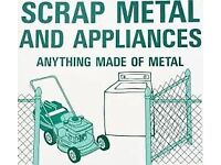 FREE SCRAP METAL COLLECTION 24/7/ RUBBISH CLEARANCE