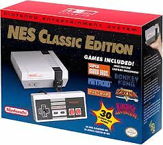 Buying NES classic new/used