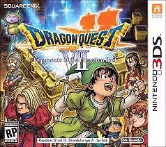 Dragon quest VII 3ds Québec City Québec image 1