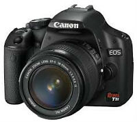 Canon EOS Rebel T1i 15.1 MP CMOS Digital SLR