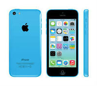 Blue 16gb iPhone 5c Locked to Bell