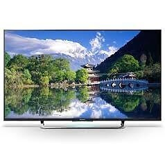 "Sony Bravia KD49X8309 4K Ultra HD 4K Android TV, 49"" with Freeview HD, Youview & Built-In Wi-Fi"