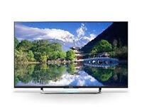 "Sony Bravia KD49X83 4K Ultra HD 4K Android TV, 49"" with Freeview HD, Youview & Built-In Wi-Fi, Black"