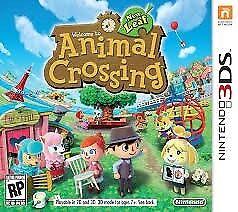 Animal crossing new leaf 3ds