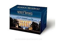 West Wing complete box set
