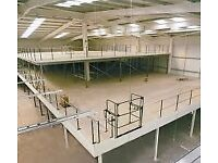 ALL MEZZANINE FLOORS WANTED!!! CASH PAID ! ( STORAGE , PALLET RACKING).
