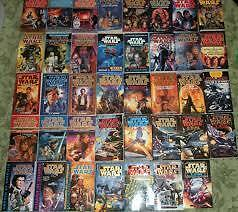 STAR WARS BOOK COLLECTION Kitchener / Waterloo Kitchener Area image 1