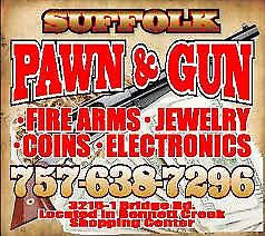 Suffolk Pawn and Gun