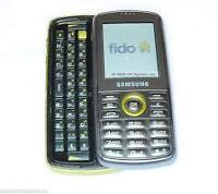 TELEPHONE CELLULAIRE SAMSUNG GRAVITY SGH-T456 (FIDO)