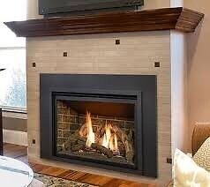 Brand New Direct Vent Gas Insert Installed $2599