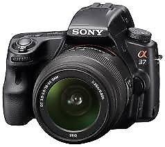 Like New Sony Alpha A37 Digital Reflex