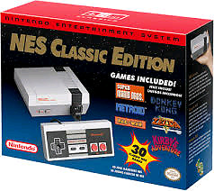 Wanted: NES classic edition