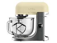 Kenwood kMix Stand Mixer, 5 L KMX52G - Cream- Brand New