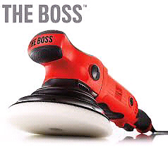 Griot's BOSS 21 Professional Dual Action Polisher- rupes