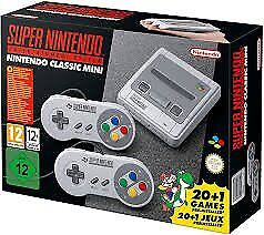 SNES Mini Super Nintendo Entertainment System with USB Plug Brand New