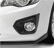 2012 Subaru Impreza Fog Lights