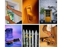 Handyman, Fixing, Decorating, Assembling, Painting, Wood Floor Laminating,Carpeting, Gardening,